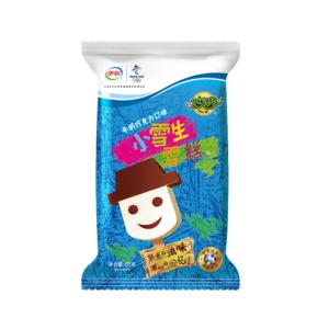 妙趣小雪生牛奶巧克力口味雪糕(65克*6支)家庭装多支装分享装奶油冰棍卡通形状*7件 109.3元(需用券,合15.61元/件)