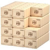 功夫本色10包纸巾抽纸整箱擦手卫生纸餐巾纸面巾纸实惠装9.9包邮 6.9元(需用券)