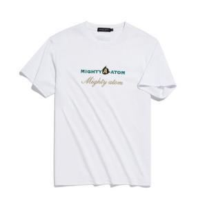 gxgjeans男装2019夏阿童木款圆领短袖T恤JY144030C 93元包邮(需用券)