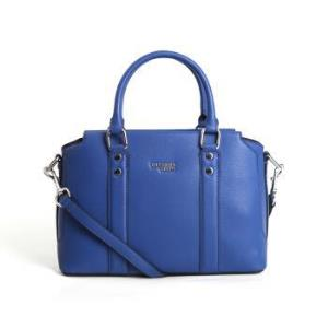 TRUSSARDIJEANS杜鲁萨迪奢侈品女士宝蓝色聚酯纤维手提包75B007439Y099999U250NR 592元