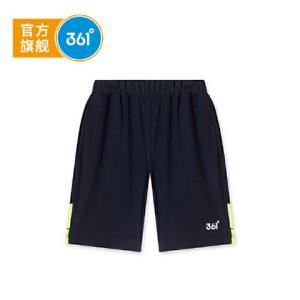 361度男童梭织五分裤2018年夏季新款K51823732 41.7元