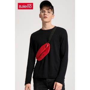 Baleno班尼路88731207Y男士圆领长袖T恤*3件 105.34元(需用券,合35.11元/件)