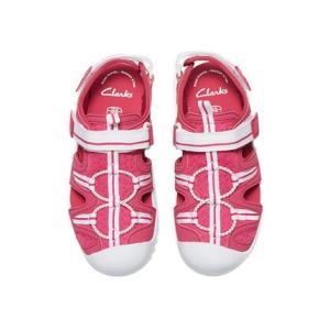 19号clarks其乐儿童凉鞋沙滩鞋 169元