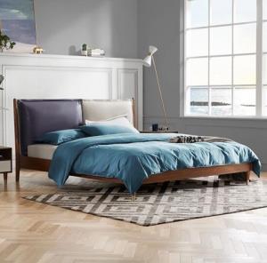 23号:KUKA顾家家居PTM321可拆洗布艺床1.5/1.8m    2999元