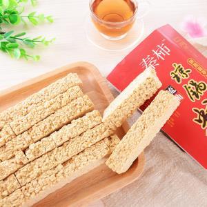 秦柿陕西富平特产流曲琼锅糖2斤手工麦芽糖包邮36.9元