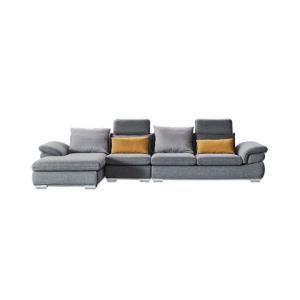 KUKa顾家家居YG.B012布艺沙发组合3+躺位 3499元(需用券)