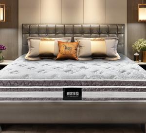 KUKa顾家家居4s弹簧席梦思床垫1.8m