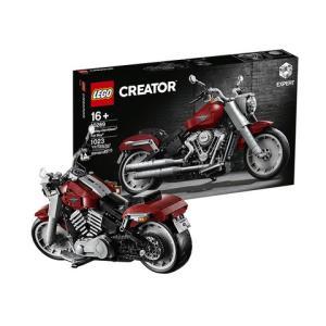 LEGO乐高创意百变系列-限量版10269哈雷摩托车16岁+1023颗粒拼插积木 649元