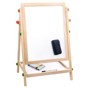 移动端:米米智玩儿童双面旋转升降画板 39.9元