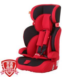 gb好孩子高速汽车儿童安全座椅欧标五点式安全带CS618-N003红黑色(9个月-12岁)529元