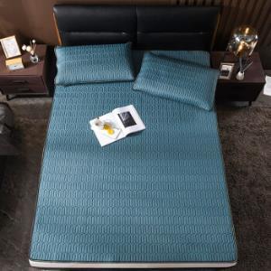 移动端:Xanlenss轩蓝仕天丝乳胶凉席三件套150*200cm 79元包邮(2人拼、需用券)