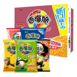 Tingyi康师傅香爆脆干脆面45g*15袋    13.9元