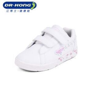 江博士Dr.kong幼儿稳步鞋春季儿童运动鞋C10193W024白色31*2件 227.44元(需用券,合113.72元/件)