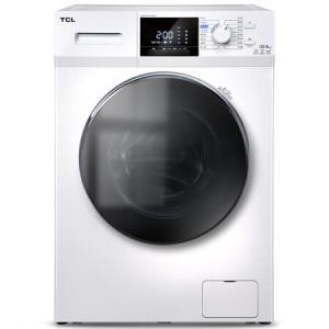 TCLXQG100-P300BD洗烘一体滚筒洗衣机10kg1899元(需用券)