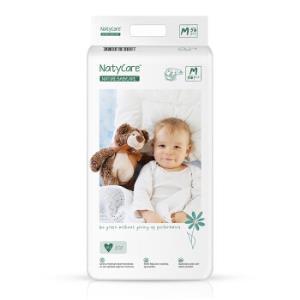 NatyCare尼塔尿不湿天使系列纸尿裤M56片*6件 891元(合148.5元/件)