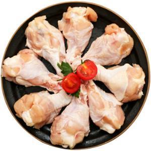 田野尽头新鲜鸡肉生鲜小鸡腿冷冻鸡翅根1000g/袋烧烤食材炸鸡*3件 108元(合36元/件)