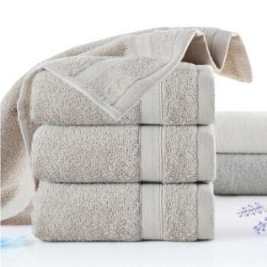 亚光毛巾纯棉家用吸水毛巾全棉亲肤擦脸巾洁面巾百图素色3条装棕色30*60cm/条*9件    115.1元(合12.79元/件)