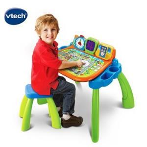 VTech伟易达儿童点触学习桌    278元