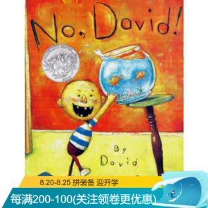 No.David!大卫不可以!/DAVIDSHANNON/Scholastic13.5元