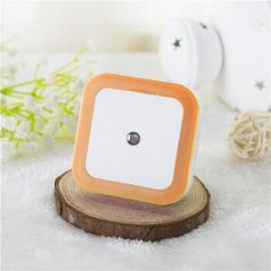 VAKADA光控感应LED小夜灯2个装6.9元包邮(需用券)