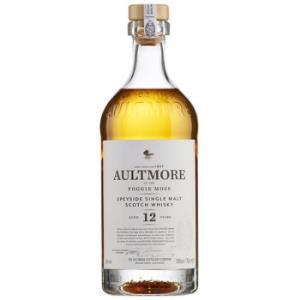 欧摩(AULTMORE)洋酒威士忌12年斯贝塞单一麦芽威士忌酒700ml*2件612元(合306元/件)