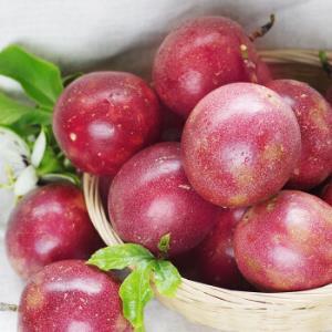 �红蔬青百香果5斤大果单果50-100g