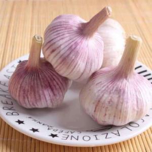 紫皮大蒜5斤精选干蒜大头多瓣蒜 17.9元(需用券)