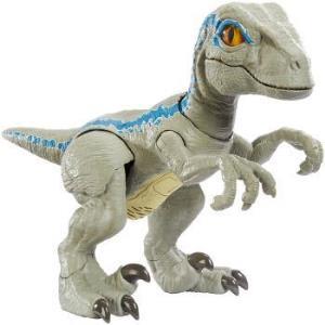 侏罗纪世界JurassicWorld男孩玩具电影周边智能迅猛龙布鲁GFD40    79.5元(需用券)