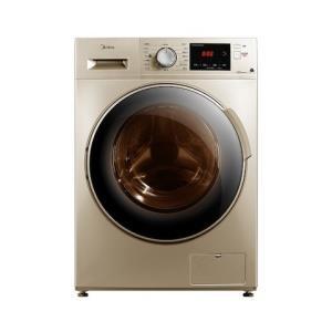 Midea美的简尚系列MD100V332DG5洗烘一体机变频10KG金色 1999元(需用券)