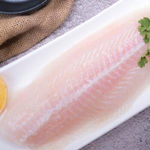 巴沙鱼片5斤装淡水龙利鱼柳越南冷冻鱼片新鲜无刺无骨鱼肉做酸菜鱼2500g*2件 123元(合61.5元/件)
