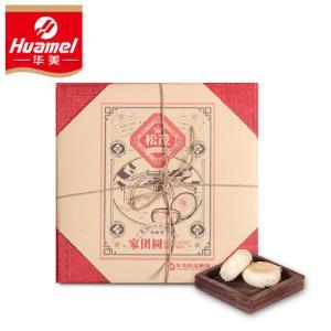 华美家团圆苏式酥皮月饼礼盒360g*5件 71.01元(合14.2元/件)