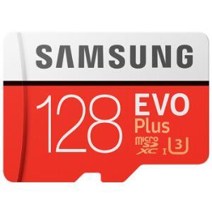 SAMSUNG三星EVOPlus升级版+MicroSD卡128GB 80.9元