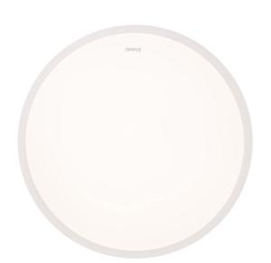 OPPLE欧普照明12-XD-53546现代简约LED吸顶灯暮光之城22.5W*2件 412.38元(合206.19元/件)