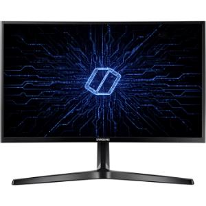 SAMSUNG三星C24RG50FQC23.5英寸VA曲面显示器(1080P、1800R、144Hz) 959元(需用券)