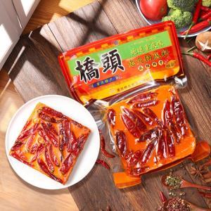 重庆桥头火锅底料牛油408g家用麻辣味火锅店的调料包正宗四川特产 18.8元