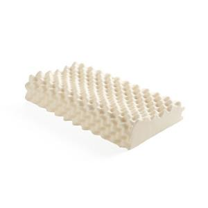 大朴(DAPU)枕芯家纺A类枕头斯里兰卡进口天然乳胶枕芯大颗粒乳胶枕护颈枕头波浪颗粒 203元