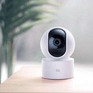 小米摄像头云台版SE家用室内摄像机全景高清夜视无线wifi远程监控    99元
