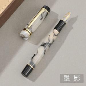 KAIGELU凯格露袋鼠钢笔316世纪豆腐钢笔+鸵鸟墨水 68元(需用券)