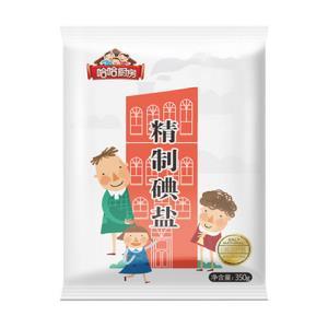 食用精制碘盐350g 8.9元(需用券)