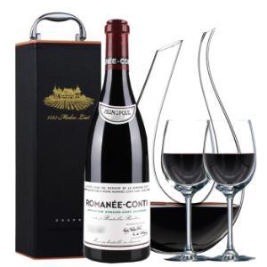 罗曼尼康帝酒园红葡萄酒Romanee-Conti法国原瓶进口红酒1985年RP:100分750ml单支礼盒177920元