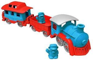 GreenToys玩具火车-蓝色119.64元