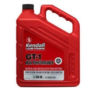 康度(Kendall)美国原装进口钛流体HP高性能合成机油5W-30SNPLUS级3.785L汽车用品*3件 168.08元(需用券,合56.03元/件)