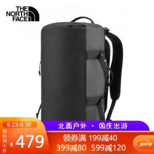 北面TheNorthFace2019款潮流多户外旅行男女通用便捷储物驮包两用包33升|3ETNJK3/黑色均码    479元