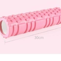 泡沫轴瘦腿神器肌肉放松瑜伽柱滚筒按摩滚轴狼牙棒滚轮瑜伽器材 8.9元(需用券)