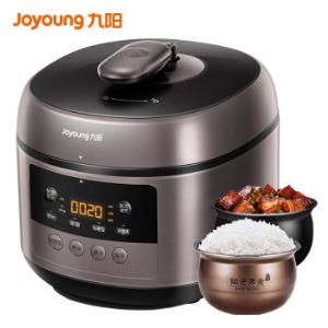 Joyoung九阳Y50C-B2501电压力锅5L 239元