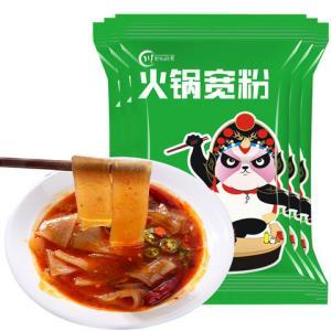 川宝的厨房火锅宽粉250g*5袋 15.8元包邮