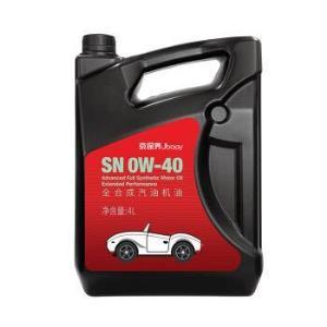 Monarch统一京保养定制款全合成机油0W-40SN级4L*4件