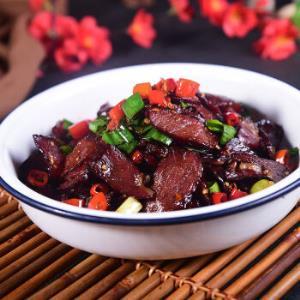 湖南特产烟熏腊牛肉干牛肉块农家老腊肉100-500牛肉批发多规格可选100克24.2元