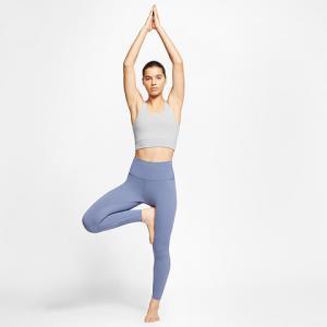 Nike耐克官方NIKEYOGALUXE女子短款上衣背心瑜伽服CV0577149元