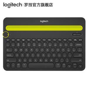 Logitech罗技K480多设备蓝牙键盘平板电脑键盘129元